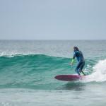 III Malpica Longboard Classic | Foto: Pilar Pita | Rider: Quique Seijo