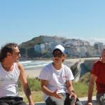 Xente do Malpica | Foto: Fer & Lili Hangten | Alvaro Urkiza, Dani Alvite & Jordi Formosel