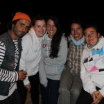 Xente do Malpica | Foto: Fer & Lili Hangten | Toni, Fani, Lili & Sandra